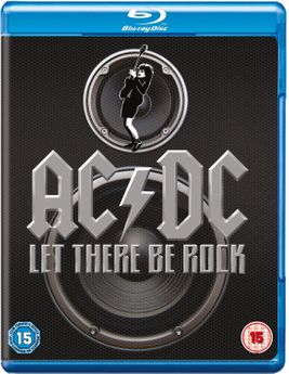 AC/DC Let There Be Rock - Blu-ray
