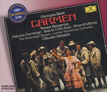 Abbado Claudio - Bizet: Carmen - CD