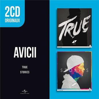 Avicii - 2CD: True / Stories