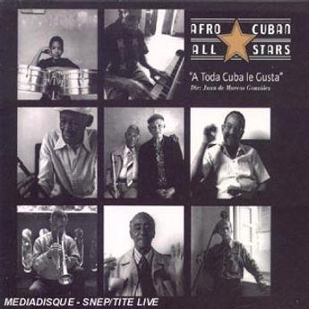Afro Cuban All Stars - A Toda Cuba Le Gusta - CD