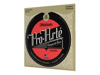 D'Addario - Jeu de cordes  - EJ45C Pro Arte