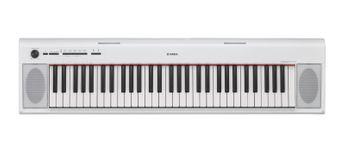 Yamaha - NP12WH Piano numérique Blanc