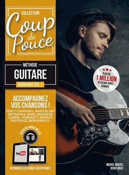 Coup de Pouce - Méthode guitare Volume 1