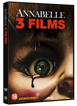 Annabelle 3-Film Collection (DVD)