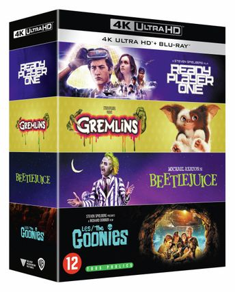 80' (Les Goonies, Gremlins, Beetlejuice, Ready Player One)