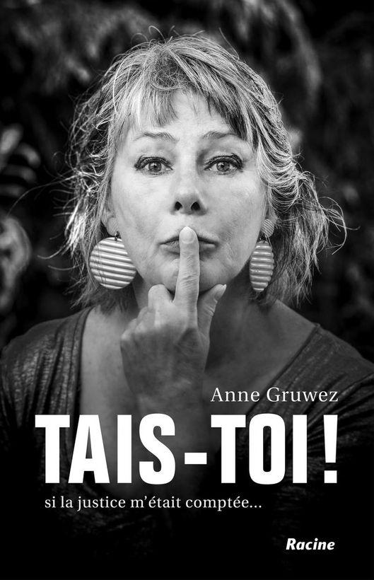 Dédicace Anne Gruwez le 31 octobre de 15h à 17h
