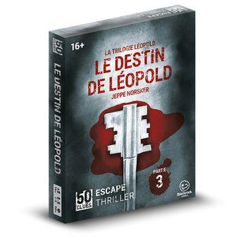 50 clues - le destin de Léopold