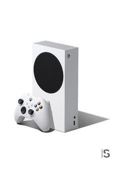 Xbox Series S White 512GB SSD
