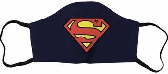 DC Comics - Masque Logo Superman Original - Taille Adulte