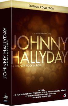 Johnny Hallyday, La France Rock'N Roll Edition Spéciale - 2 Dvd