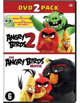 Angry Birds Movie 1+2 DVD