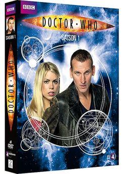 Doctor Who Saison 1 -  4 Dvd
