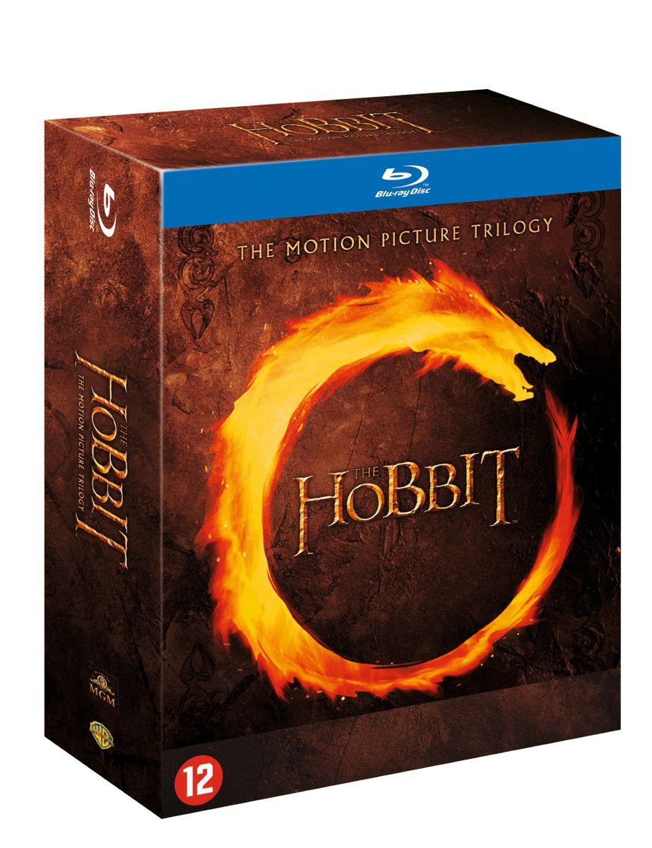 Hobbit, The - Trilogy (Blu-Ray)