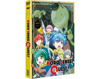 Assassination Classroom - Koro Sensei Quest ! Édition Coll - DVD