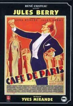 Café de paris - DVD René Chateau