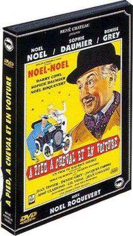 A pied, à cheval et en voiture - DVD René Chateau