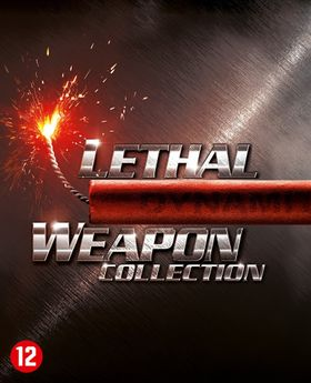 Lethal Weapon  - L'Arme Fatale 1-4 Collection (DVD)