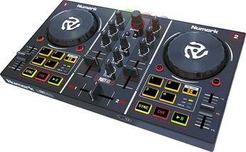 Numark - Controleur DJ - Partymix Controleur Compact