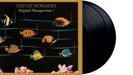 Wonder Stevie - Original Musiquarium 1 - 2Lp - LP