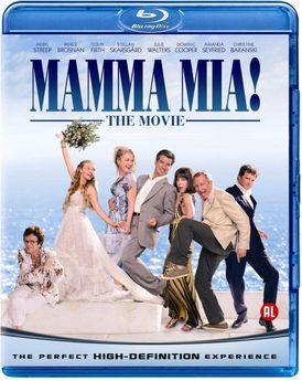 Mamma Mia! Brd - Blu-ray