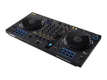 Pioneer - Contrôleur DJ - DDJ FLX6  4 voies