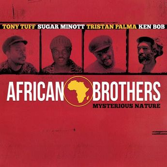 African Brothers - Mysterious Nature - Vinyle
