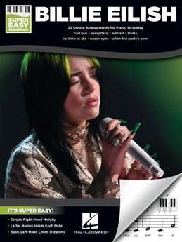 Billie Eilish - Super Easy SongboOK