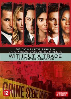 Without A Trace  - Fbi Portes Disparus - S6 (DVD)