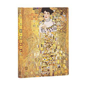100ème Anniversaire de la Mort de Klimt –  Portrait d'Adèle - ligné