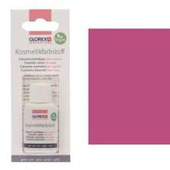 Colorant cosmétique pour savon fuchsia 20ml