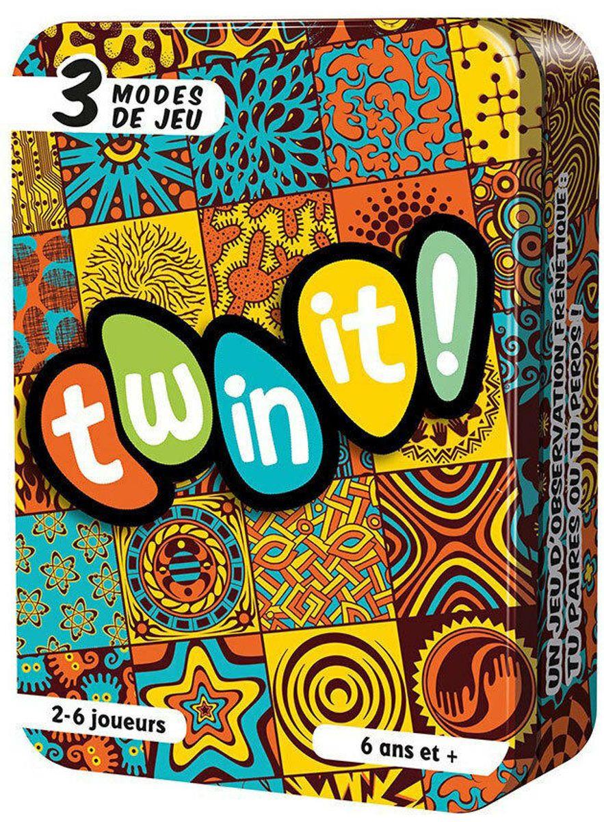 Twin It - Jeu de Cartes