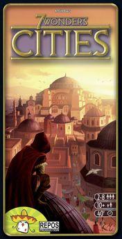 7 Wonders - ext. - Cities