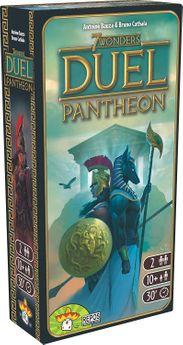7 Wonders Duel - ext. - Pantheon