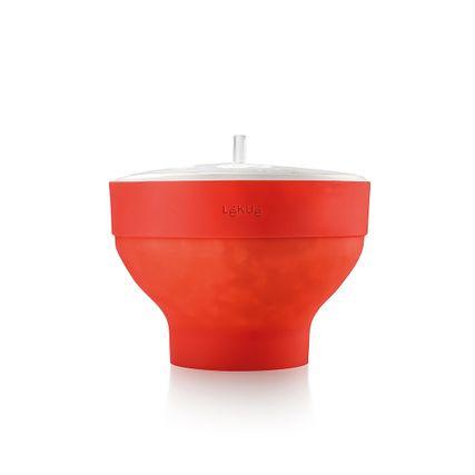 Lékué cuiseur de pop corn pour four à micro-onde Ø 20cm H 14.5cm