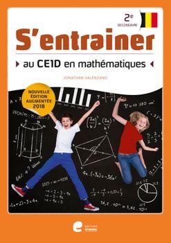 S'entraîner au CE1D math (2e secondaire)