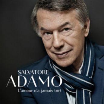 Adamo Salvatore - L'amour n'a jamais t - CD