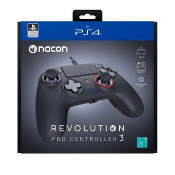 Nacon Revolution Pro 3 Official PS4 Controller