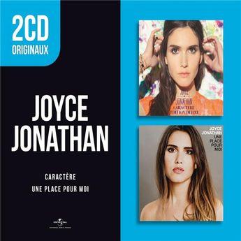 2 CD originaux :  Une place pour moi / Caractère