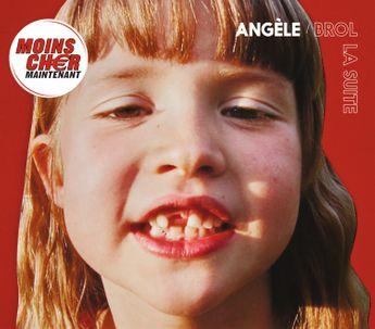 Angele - Brol La Suite 7 Inedits - Vdm - Pochette Rouge - CD