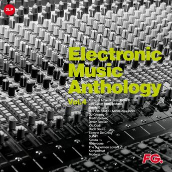 - Electronic Music Anthology By Fg Vol 4 LP